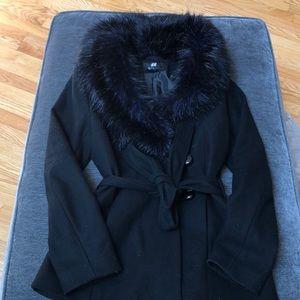 H&M Short Pea Coat